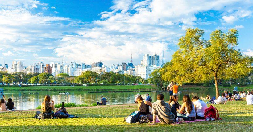 Cresce a procura por imóveis novos próximos a parques